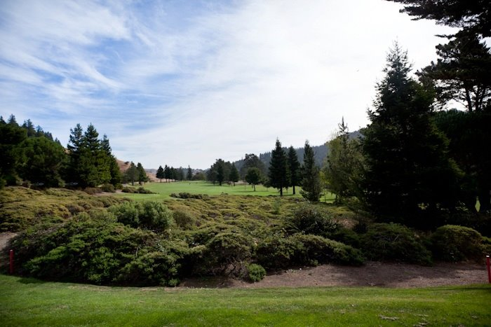 San Geronimo Golf Course is only 35 minutes north of the iconic Golden Gate Bridge